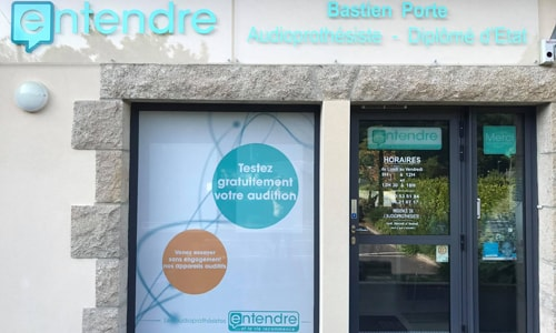 Photo du centre Entendre Lannion